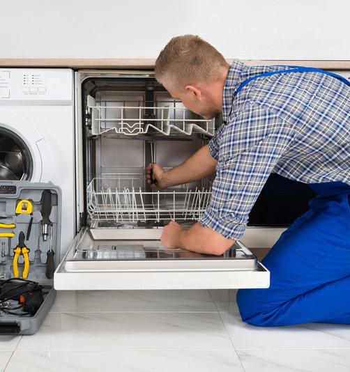 Диагностика посудомоечных машин